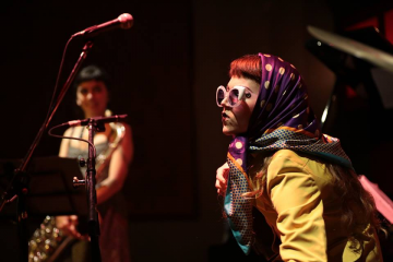 Damsel Talk performing at Thelonious. Photo by Andrea Romio