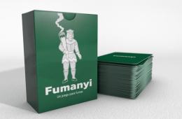 Fumanyi board game