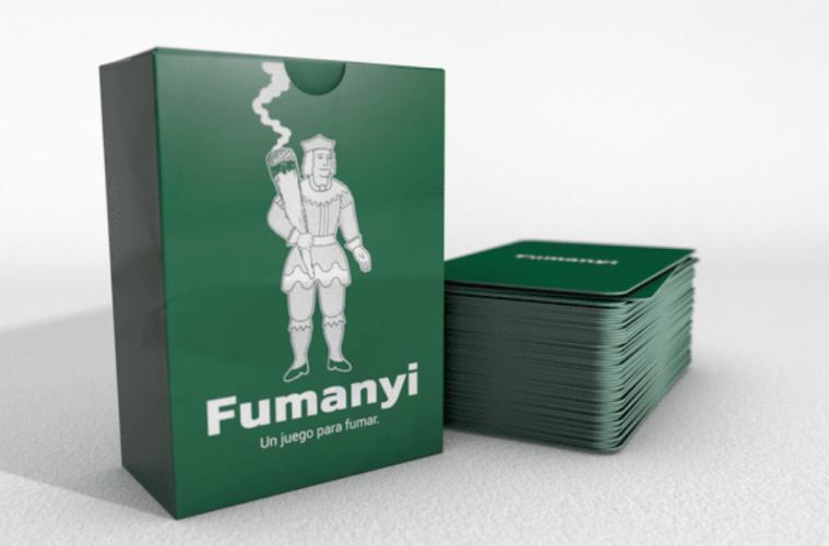 Fumanyi board game