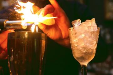 Doppelgänger Bar San Telmo Buenos Aires bares cocteleria cocktails